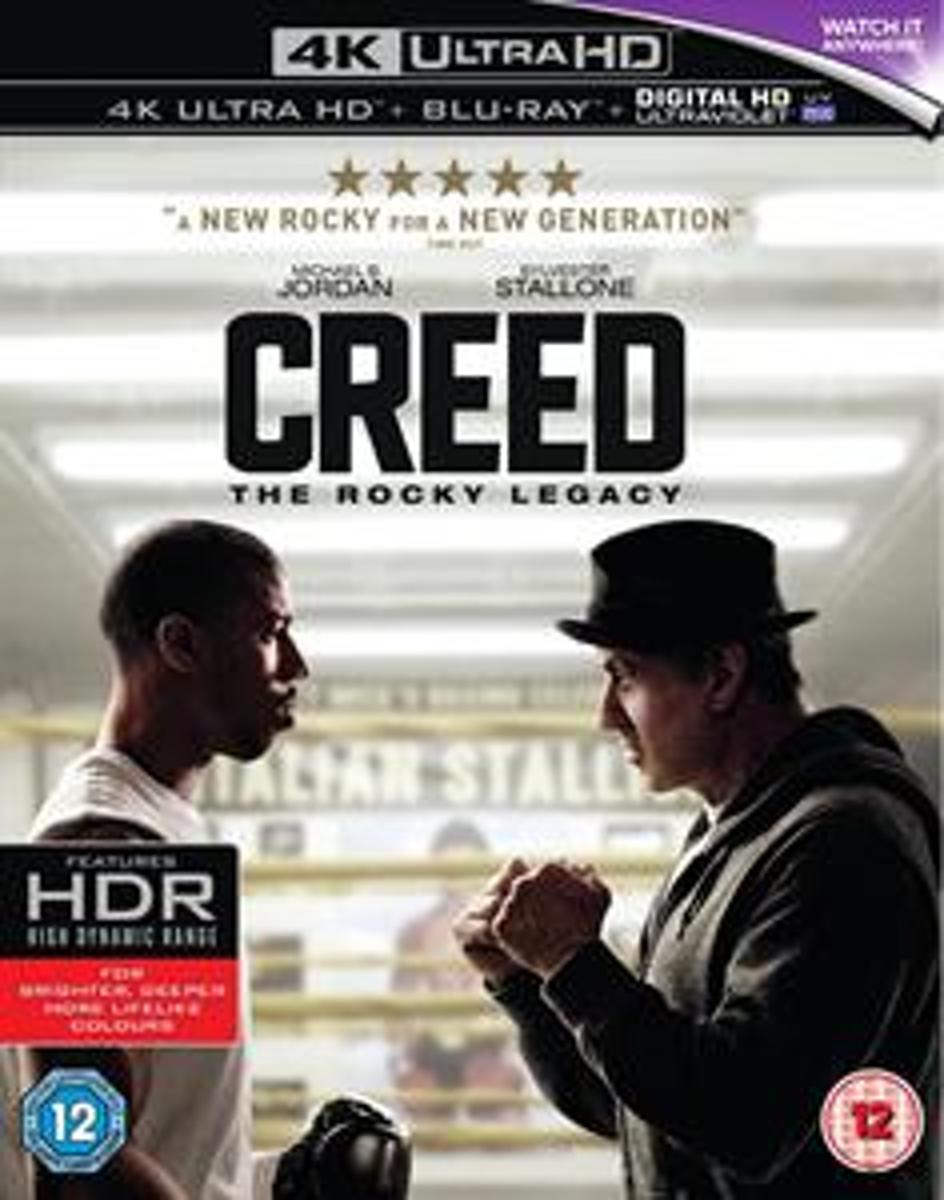 Creed (4K Ultra HD Blu-ray) (Import)-