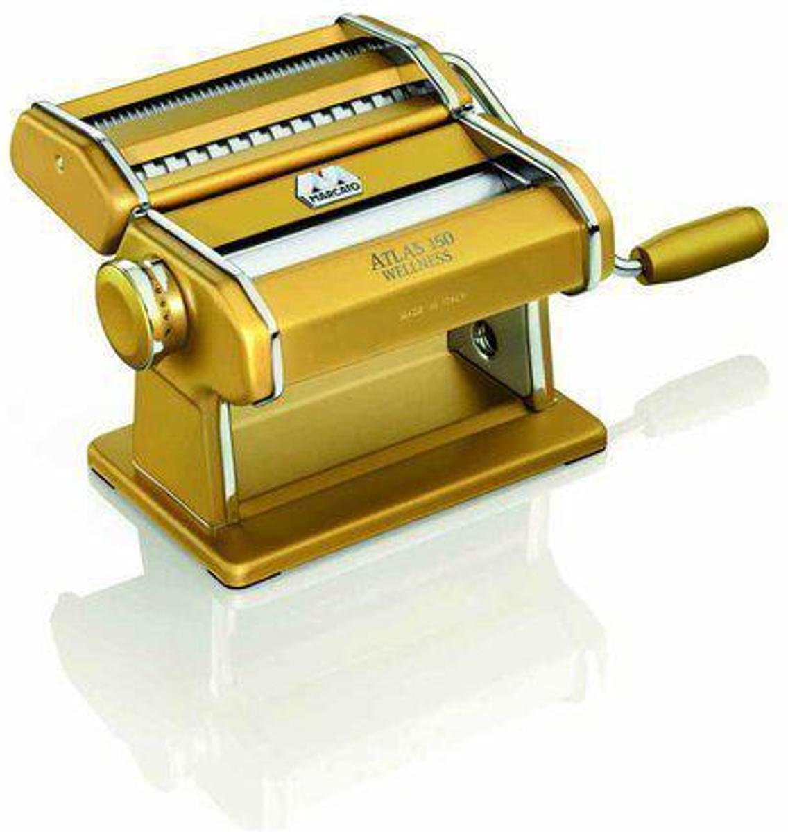 Marcato Atlas 150 Wellness Color - Pastamachine - Goud kopen