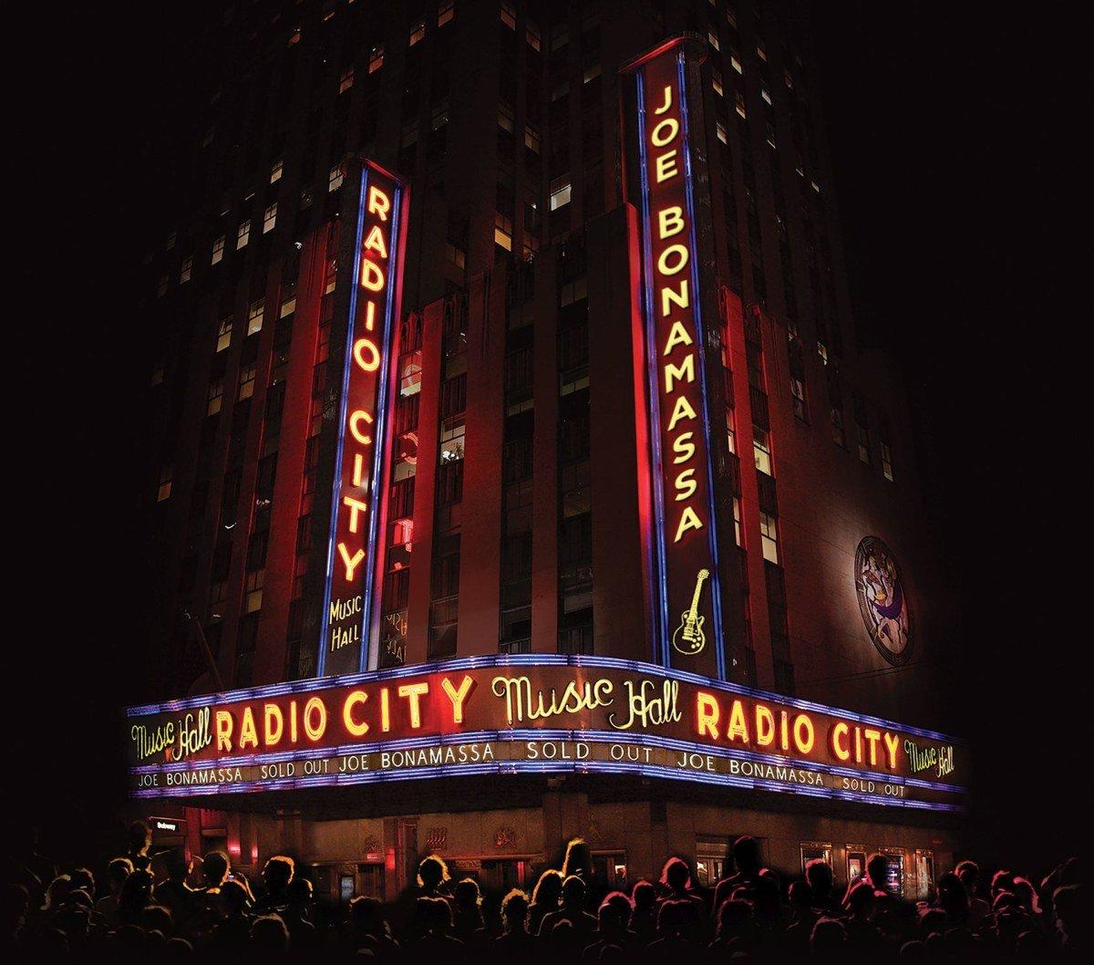 Joe Bonamassa - Live At Radio City Music Hall   LP kopen
