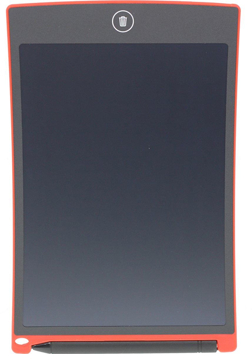 Shop4 - Tekentablet 8.5 inch Rood kopen