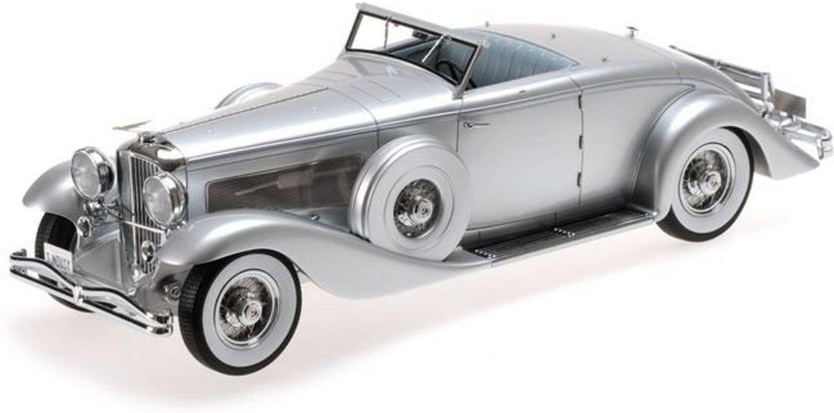 Duesenberg SJN Convertible Coupe 1936 - 1:18 - Minichamps