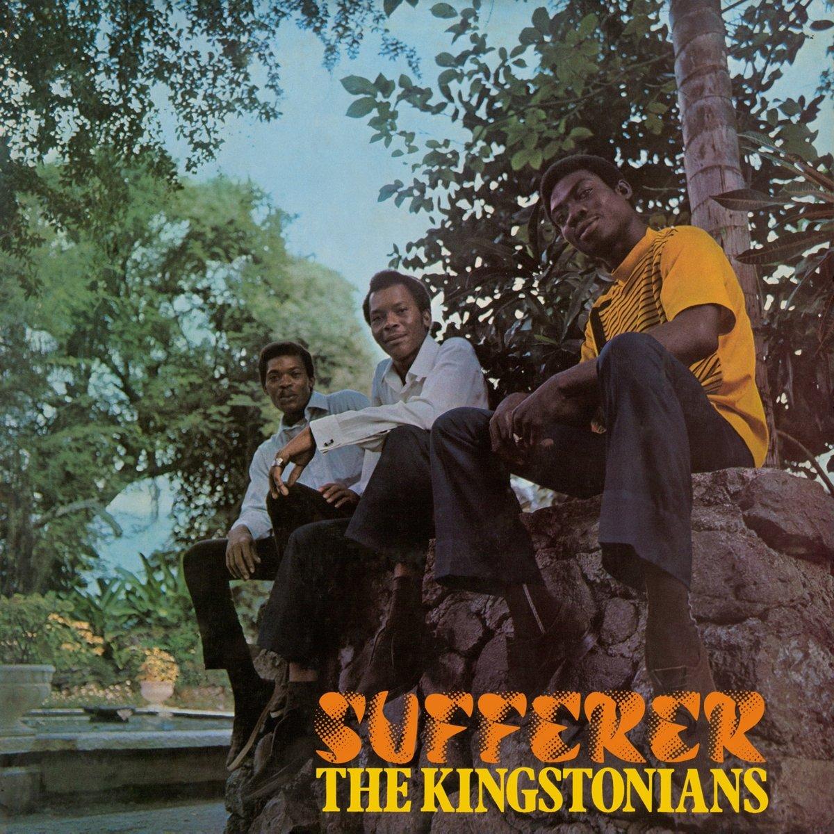 The Kingstonians - SUFFERER -HQ/COLOURED- | Vinyl kopen