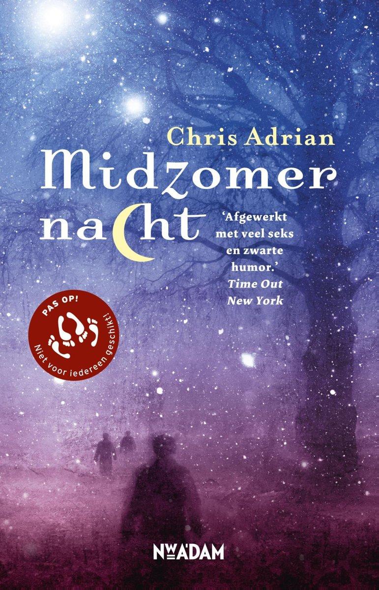 Bol  Midzomernacht (ebook) Epub Met Digital Watermerk, Chris Adrian   9789046812686  Boeken
