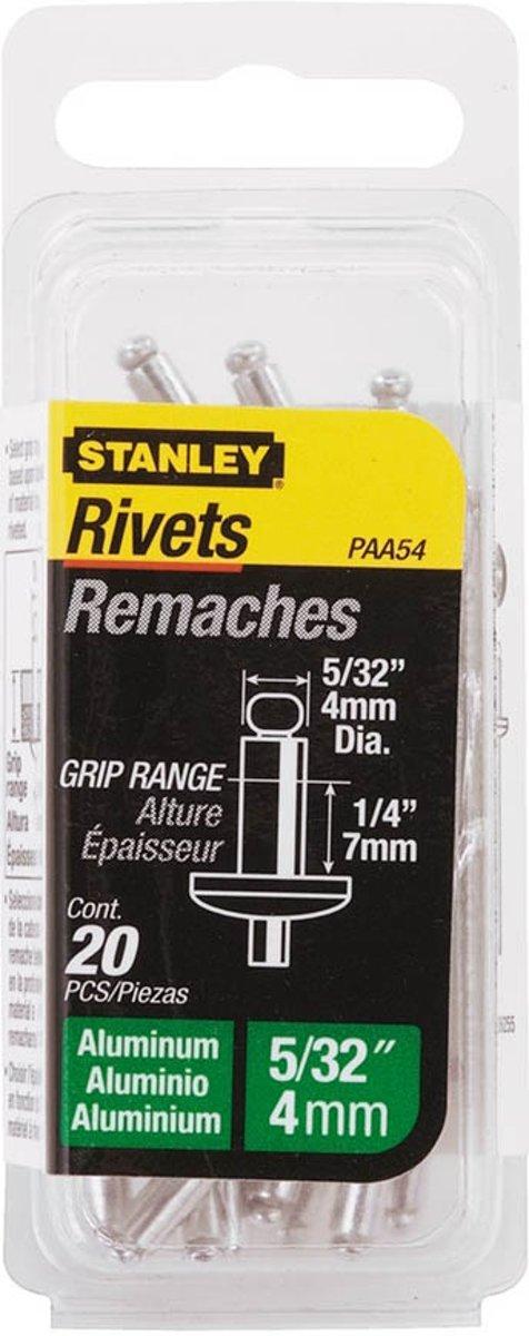 Stanley - Popnagels - 5X3mm - 15 stuks kopen