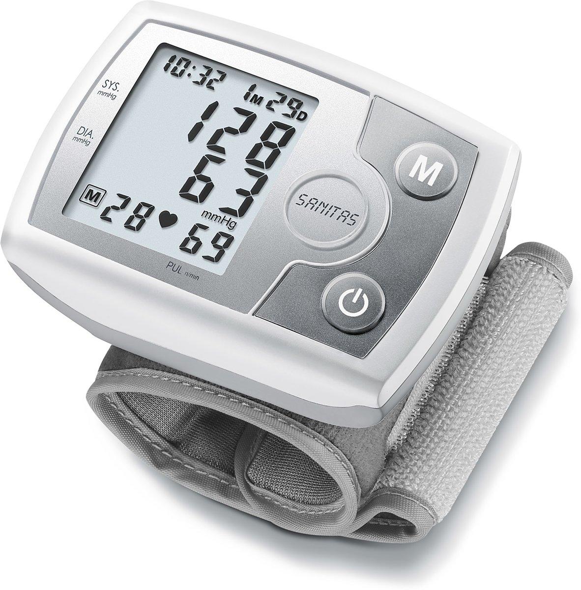 Sanitas SBM 03 - Pols bloeddrukmeter