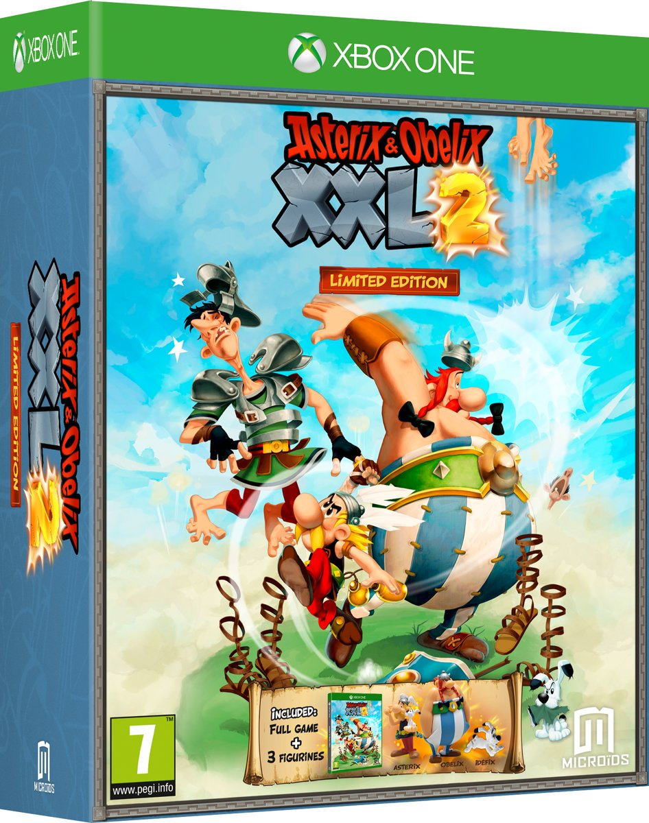 Asterix & Obelix: XXL 2 Limited Edition Xbox One