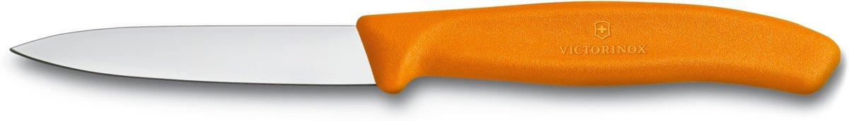 Victorinox SwissClassic 6.7606 Groentemes  8 cm, oranje kopen