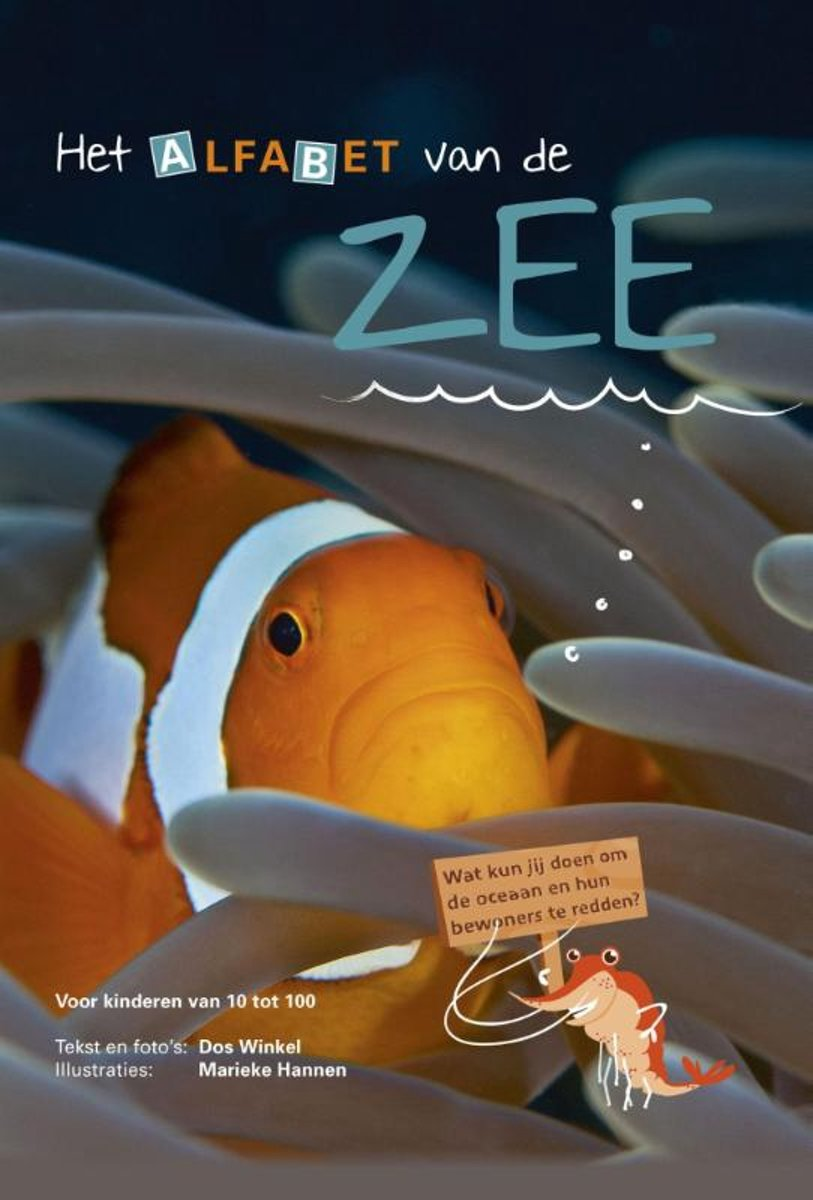 Het alfabet van de zee voor...