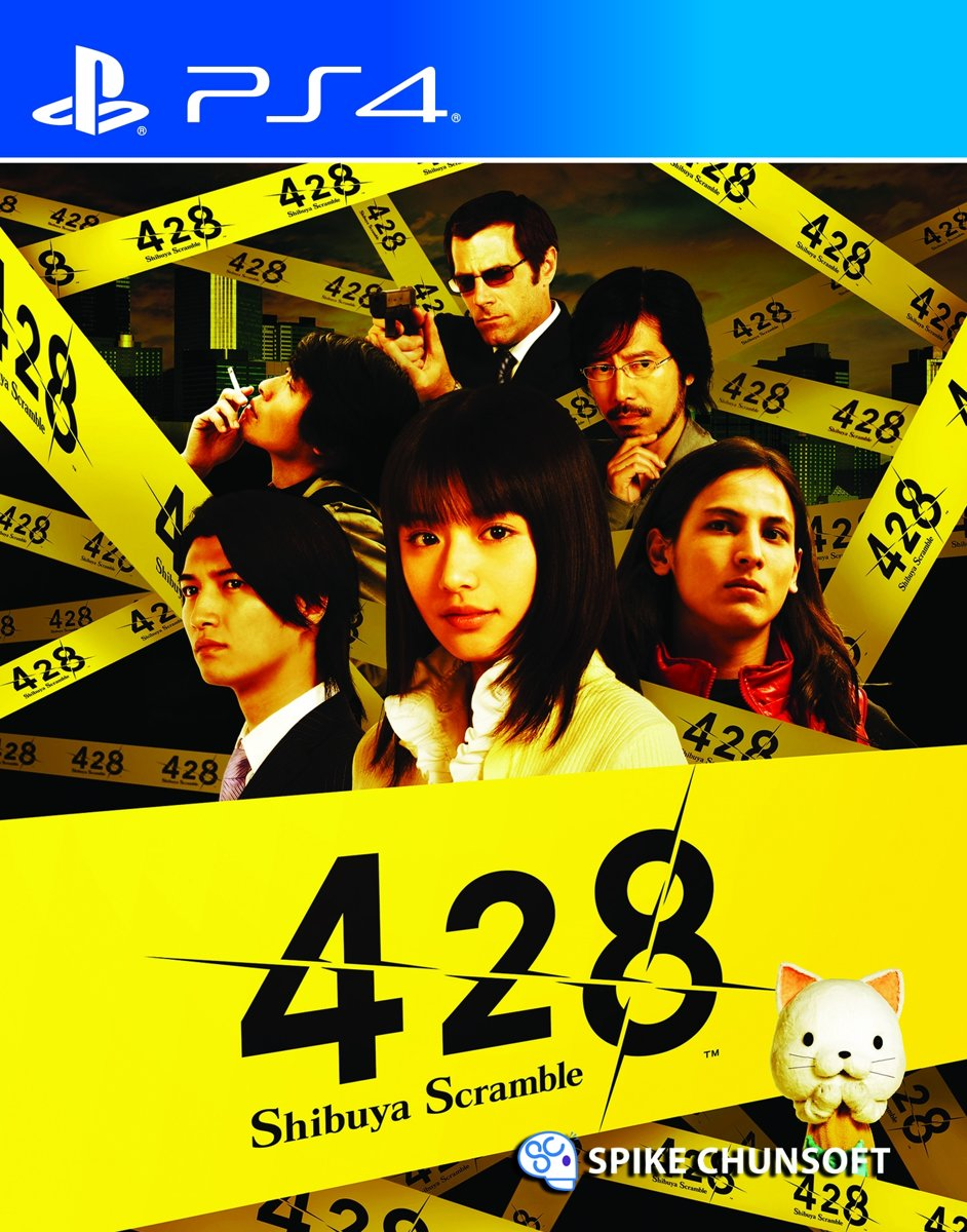428: Shibuya Scramble PlayStation 4