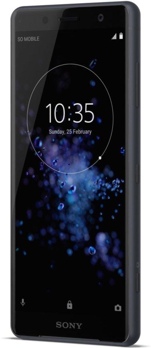Sony Xperia XZ2 Compact 12,7 cm (5'') 4 GB 64 GB Single SIM 4G Zwart 2870 mAh kopen