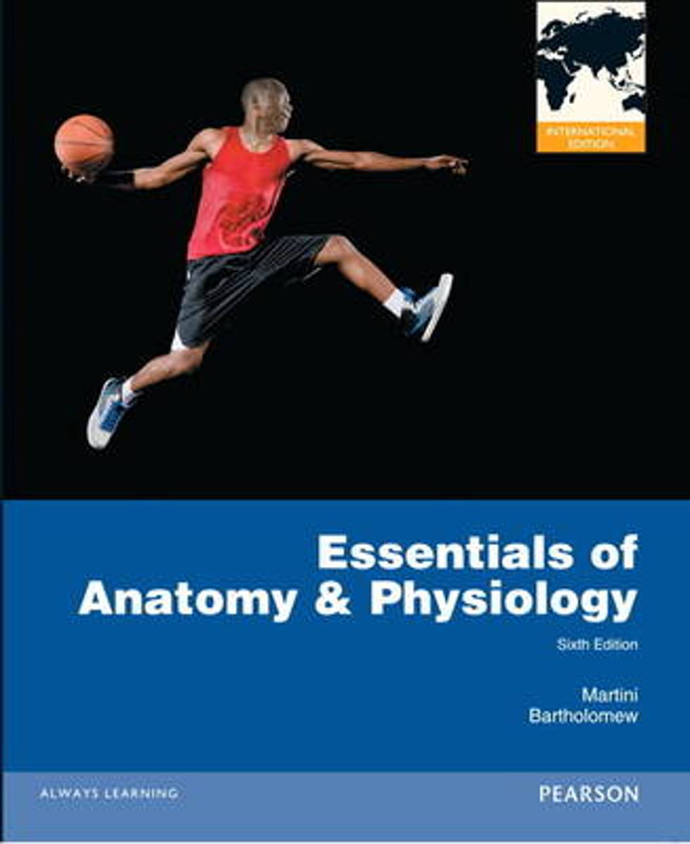 bol.com | Essentials of Anatomy & Physiology | 9780321798626 ...