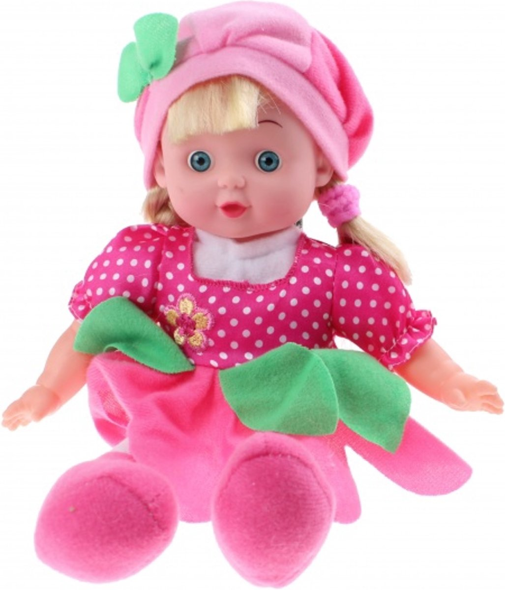 Johntoy Baby Rose Pop 30 Cm