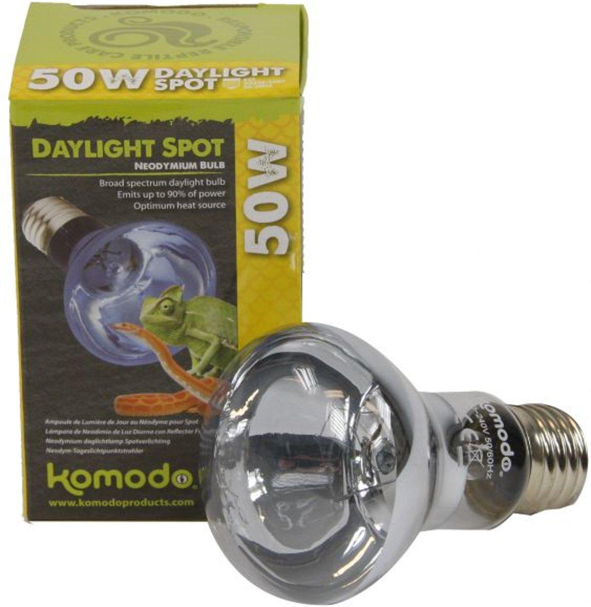Komodo Neodymium Daglicht Lamp - ES 50 Watt