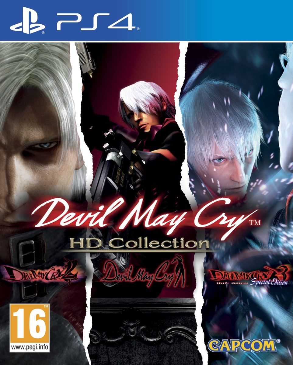 Devil May Cry: HD Collection PlayStation 4