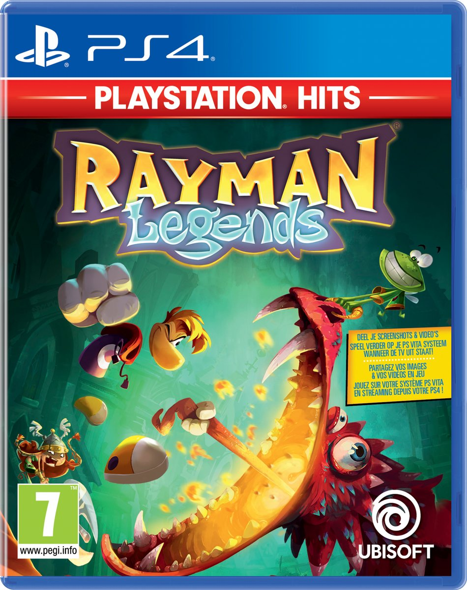Rayman Legends - Playstation Hits PlayStation 4