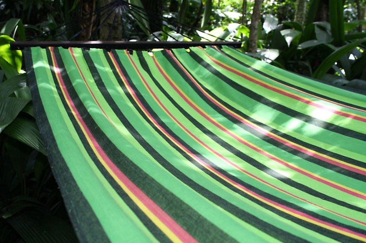Hangmat Jungle met spreidstok 83 cm