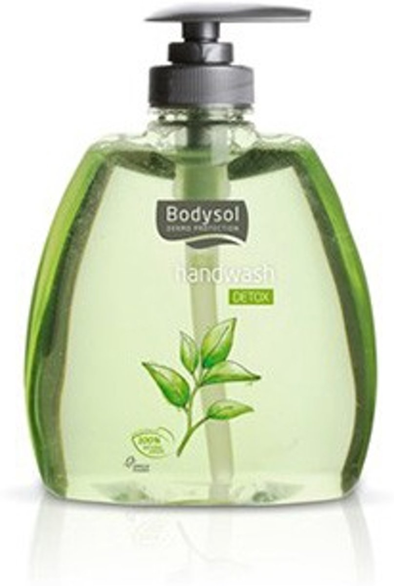 Foto van Bodysol Handwash Detox 300ml