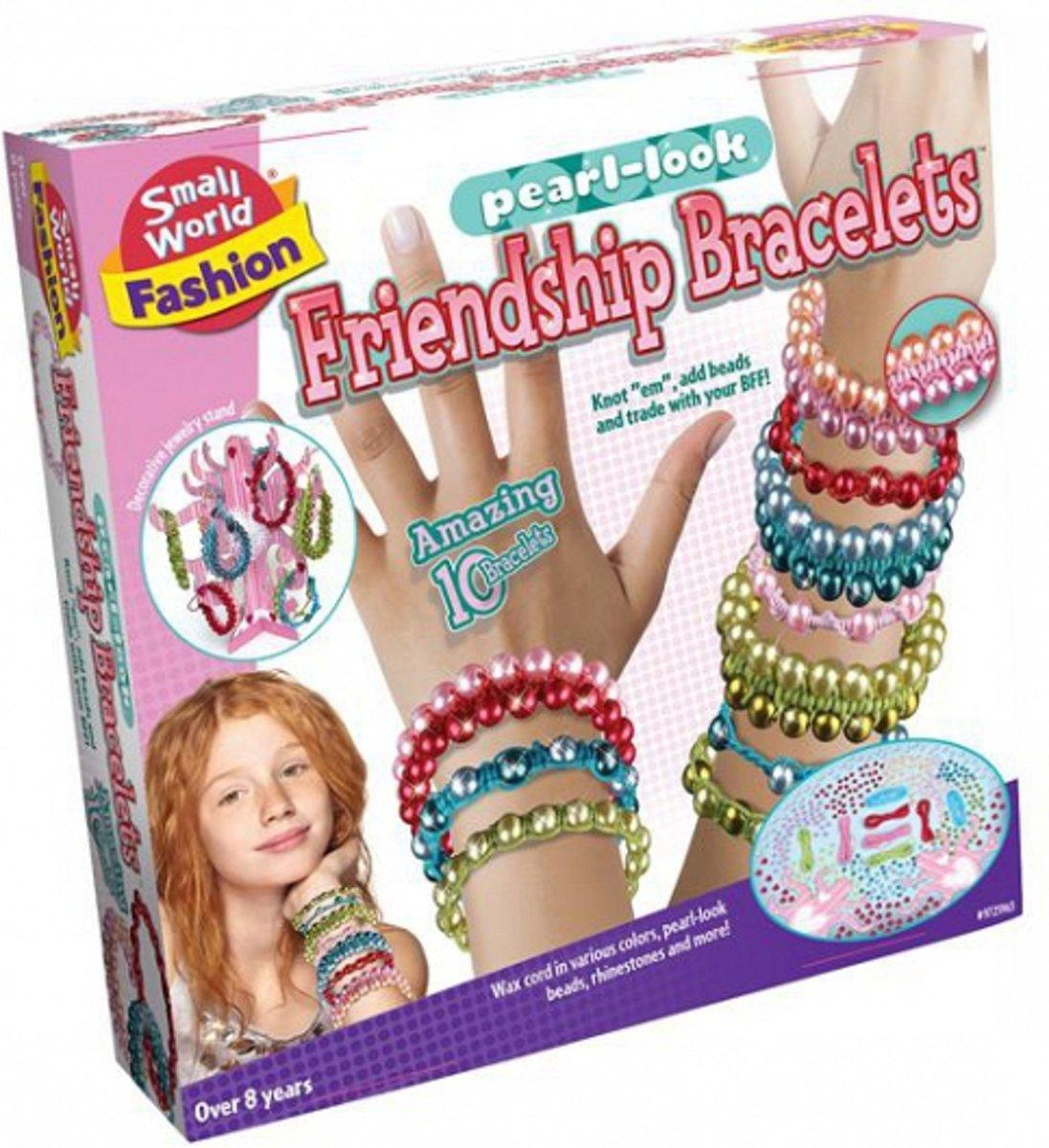 Vriendschap armbanden knutsel set kopen