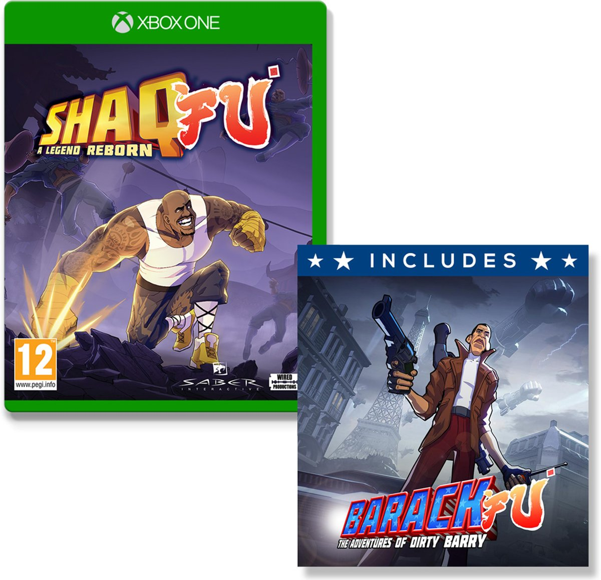 Shaq Fu - A Legend Reborn Xbox One