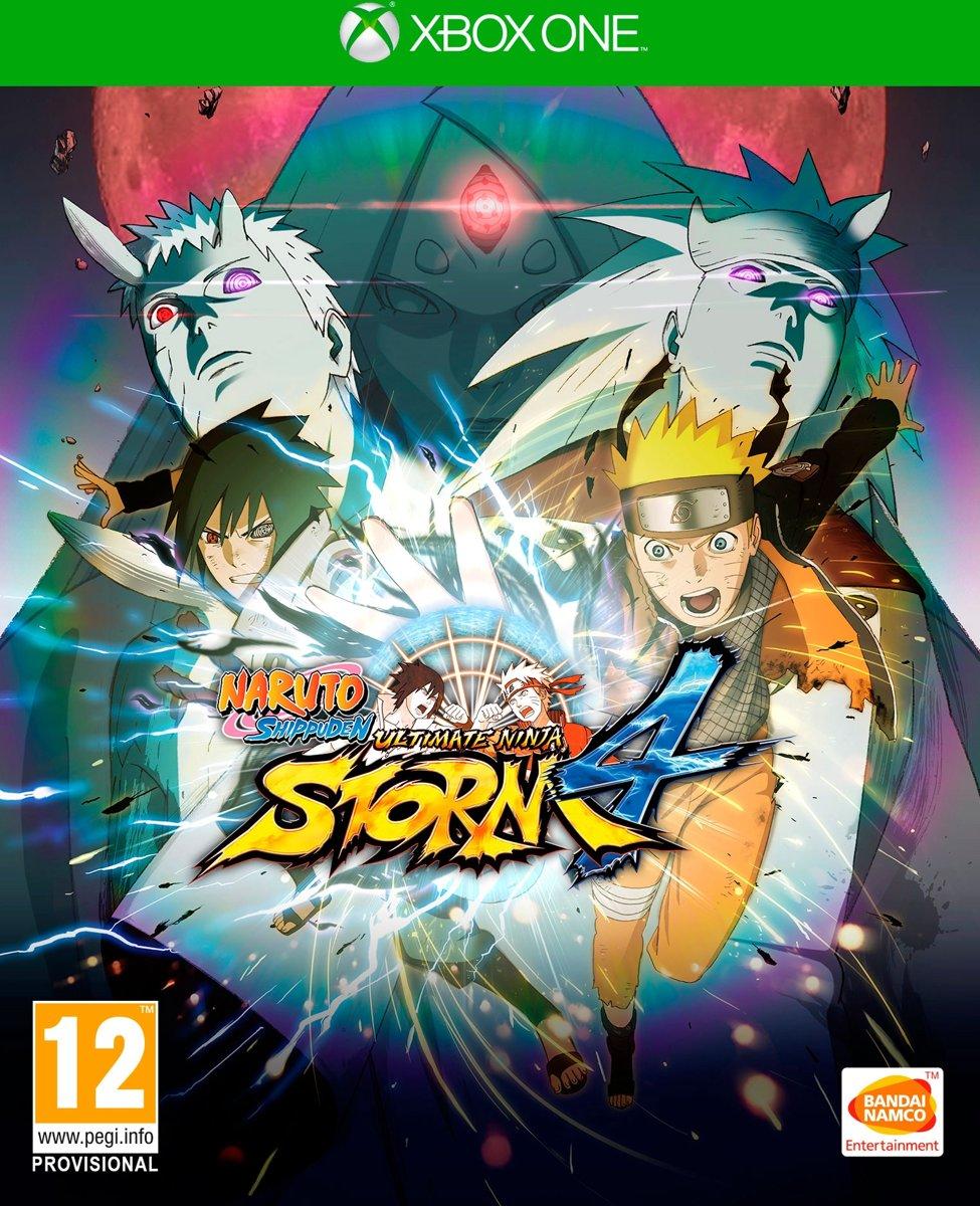Naruto Shippuden: Ultimate Ninja Storm 4 Xbox One