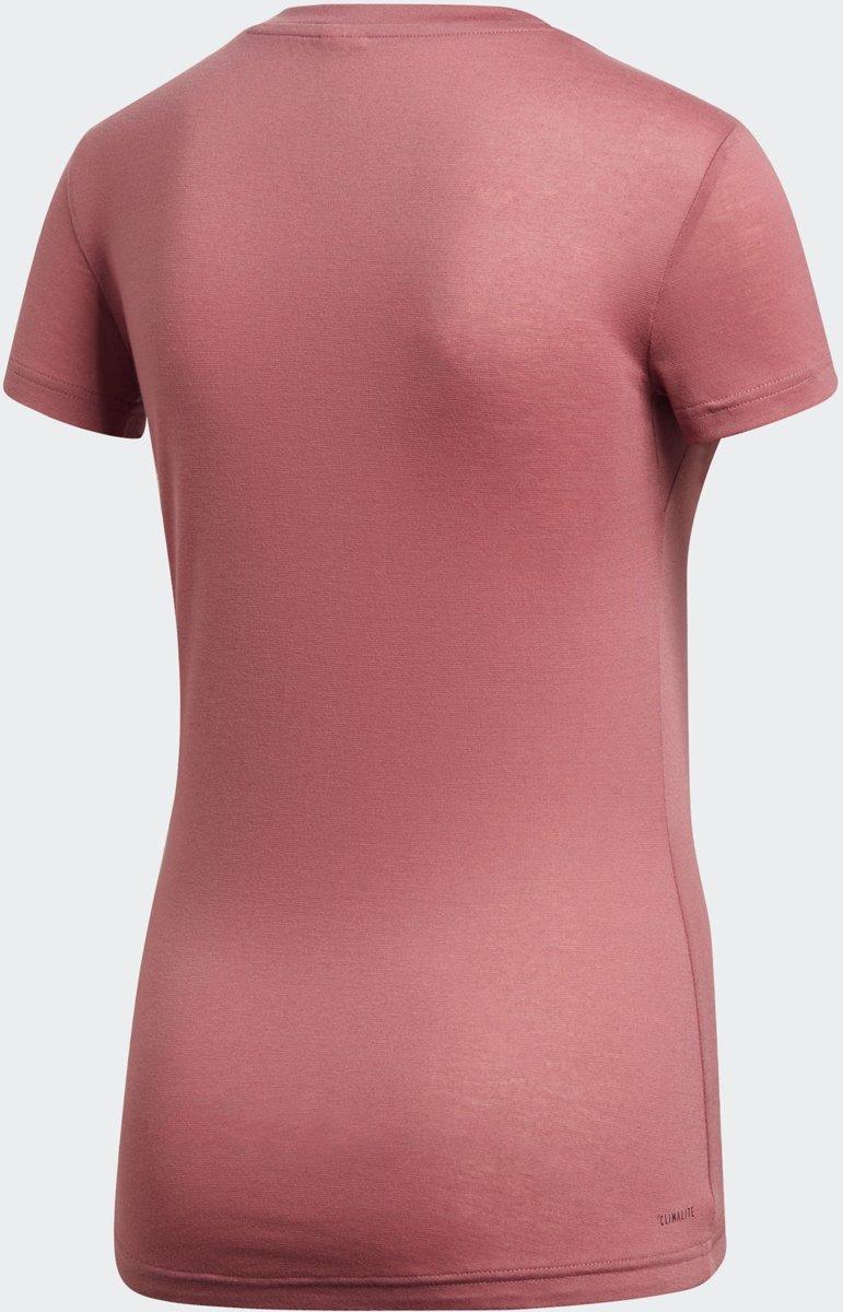 | adidas Freelift Prime Sportshirt Dames Trace Maroon