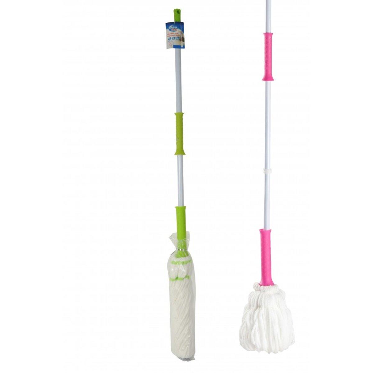 Microfiber mop 133 cm 130 gr Ht kopen