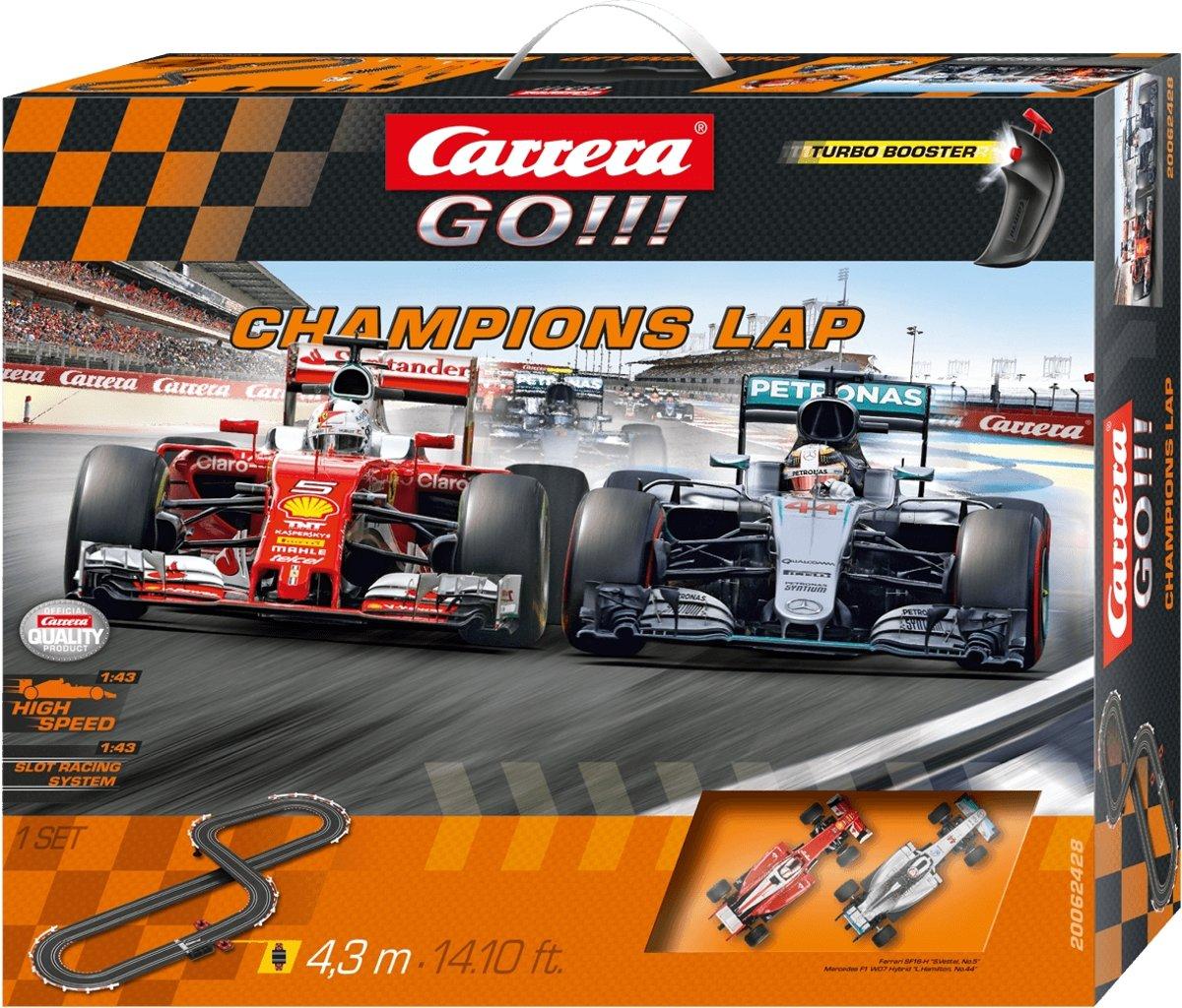 Carrera GO!!! Champions Lap - Racebaan
