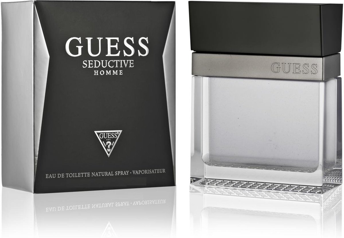 Guess Seductive Homme 100 ml - Eau de toilette thumbnail