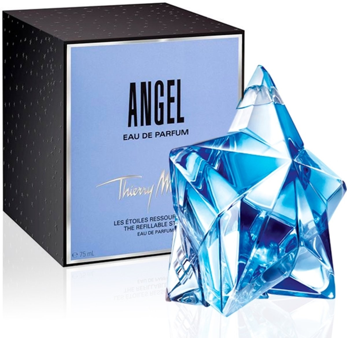 Bolcom Thierry Mugler Angel 75 Ml Eau De Parfum Damesparfum
