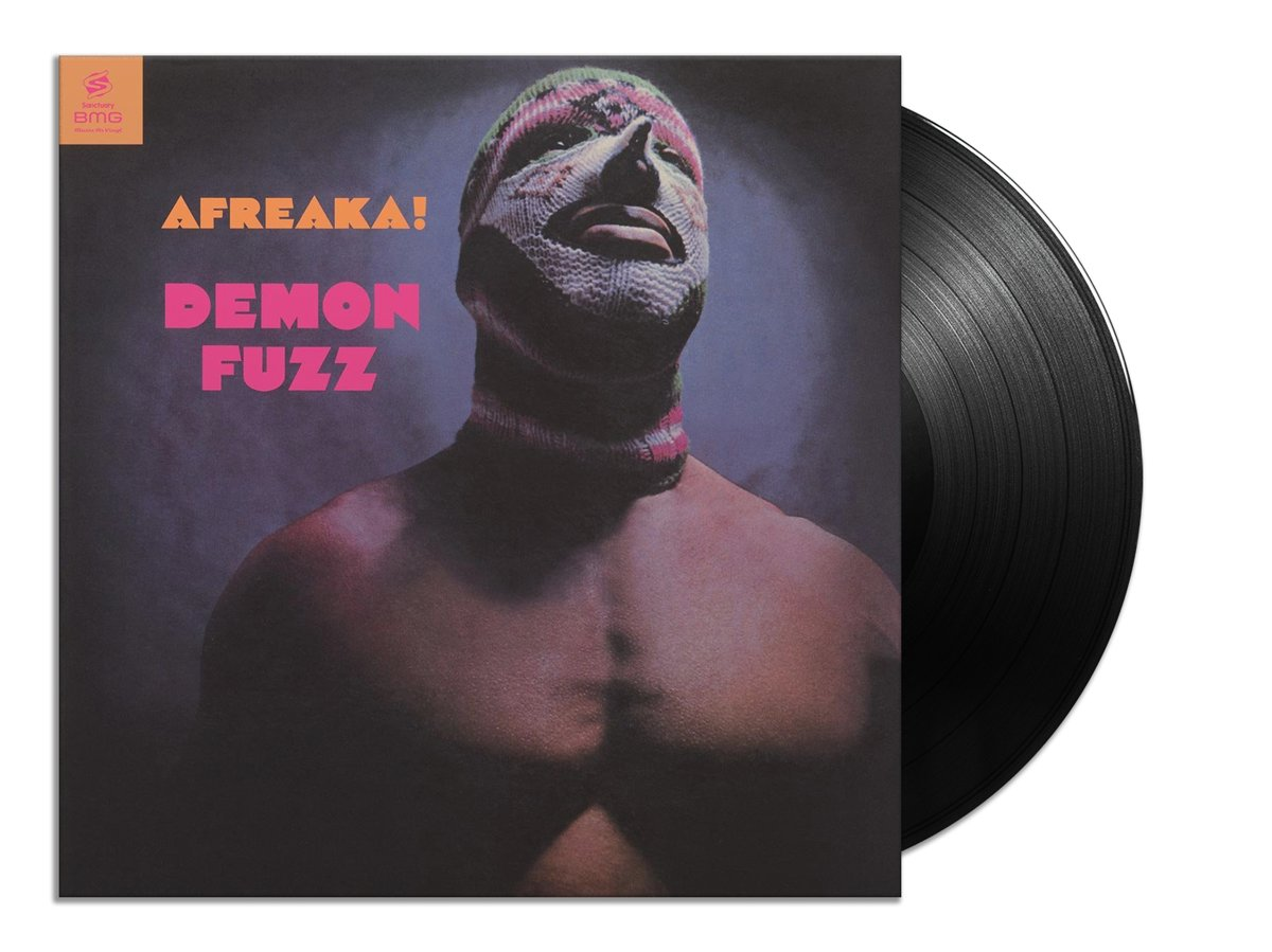Demon Fuzz - AFREAKA! -HQ- | Vinyl kopen