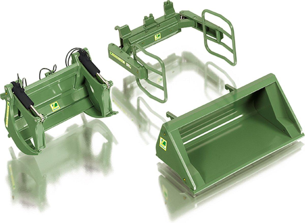 Frontloader Tooling Set A Bressel + Lade green
