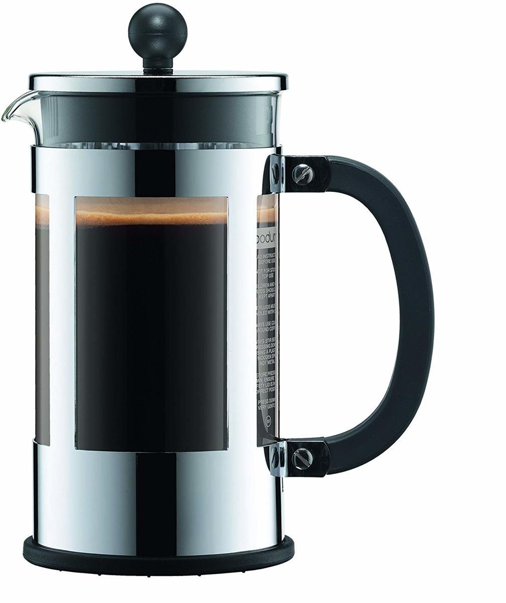 Bodum Kenya -Cafetière - 8 Kops - 1.0 L -RVS kopen