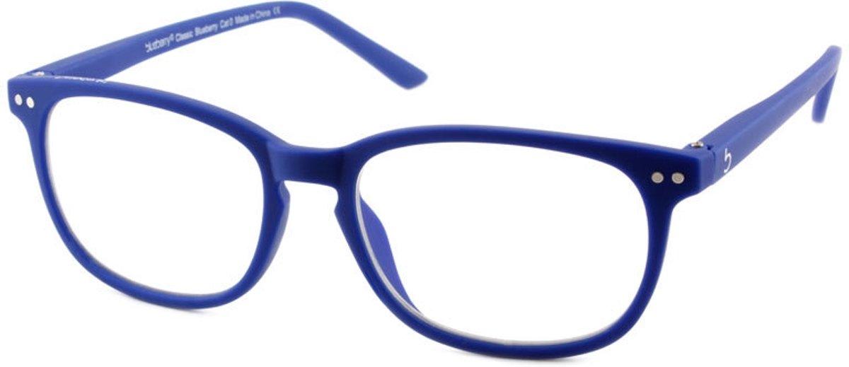 Foto van Blueberry XL blauw geen