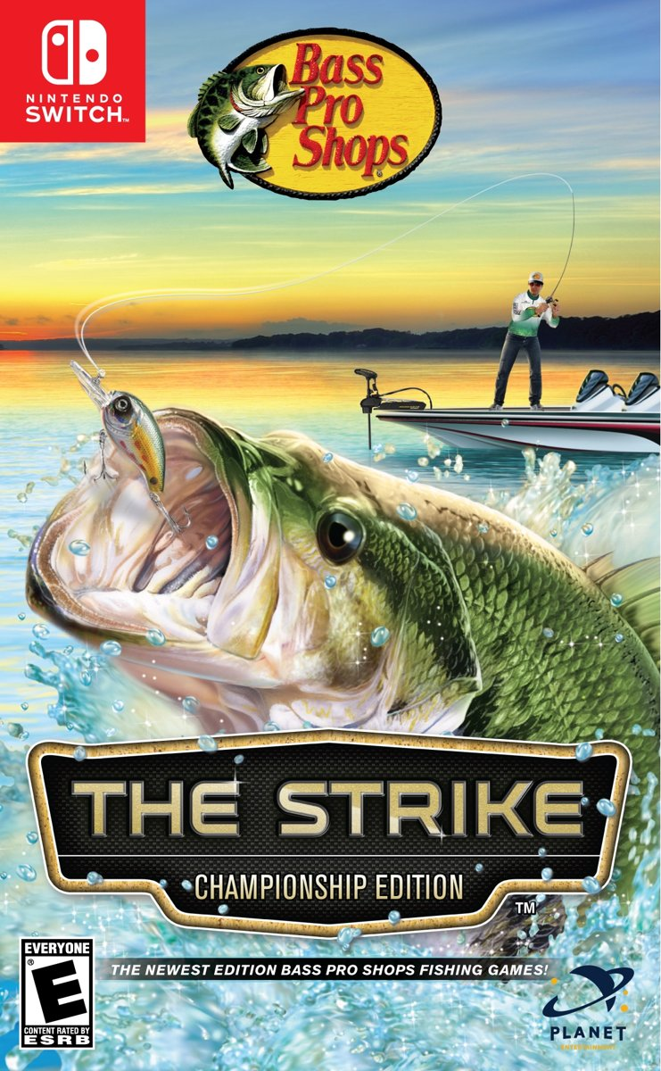 Bass Pro Shops The Strike Switch