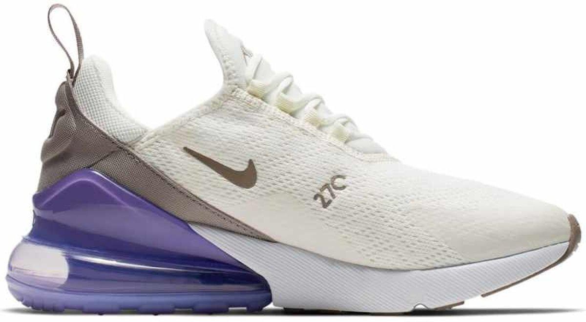 Nike W Air Max 270 Wit Dames Sneaker AH6789 107 Maat 38.5