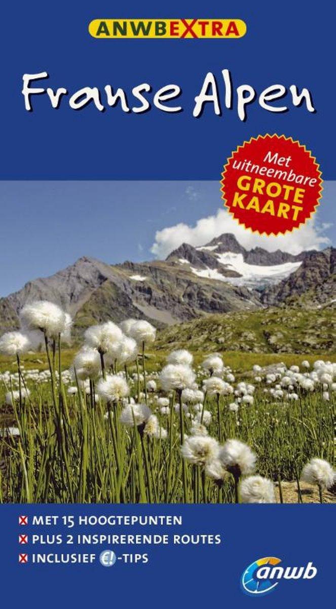 Bol Com Anwb Extra Franse Alpen Thesa Lageman 9789018033613