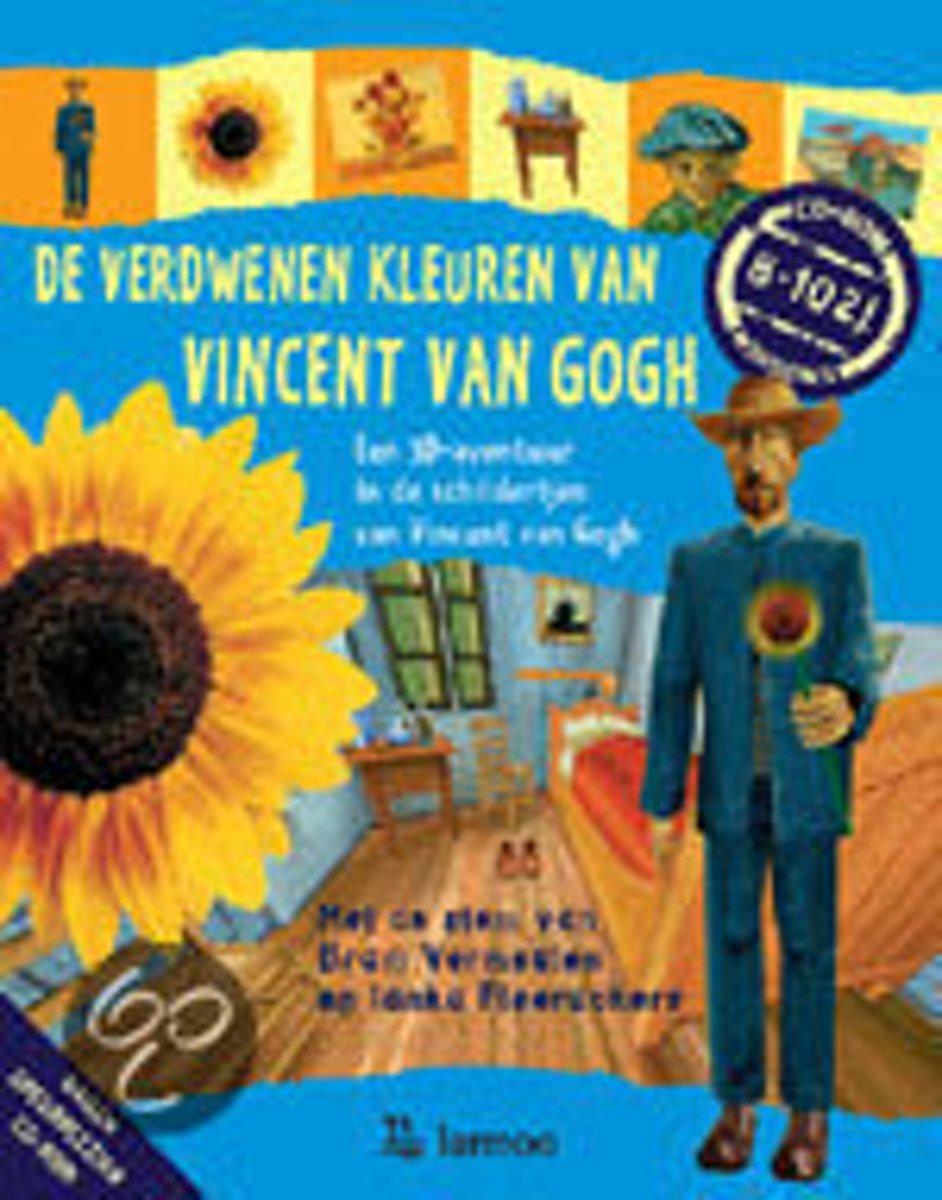 De verdwenen kleuren van Van Gogh kopen