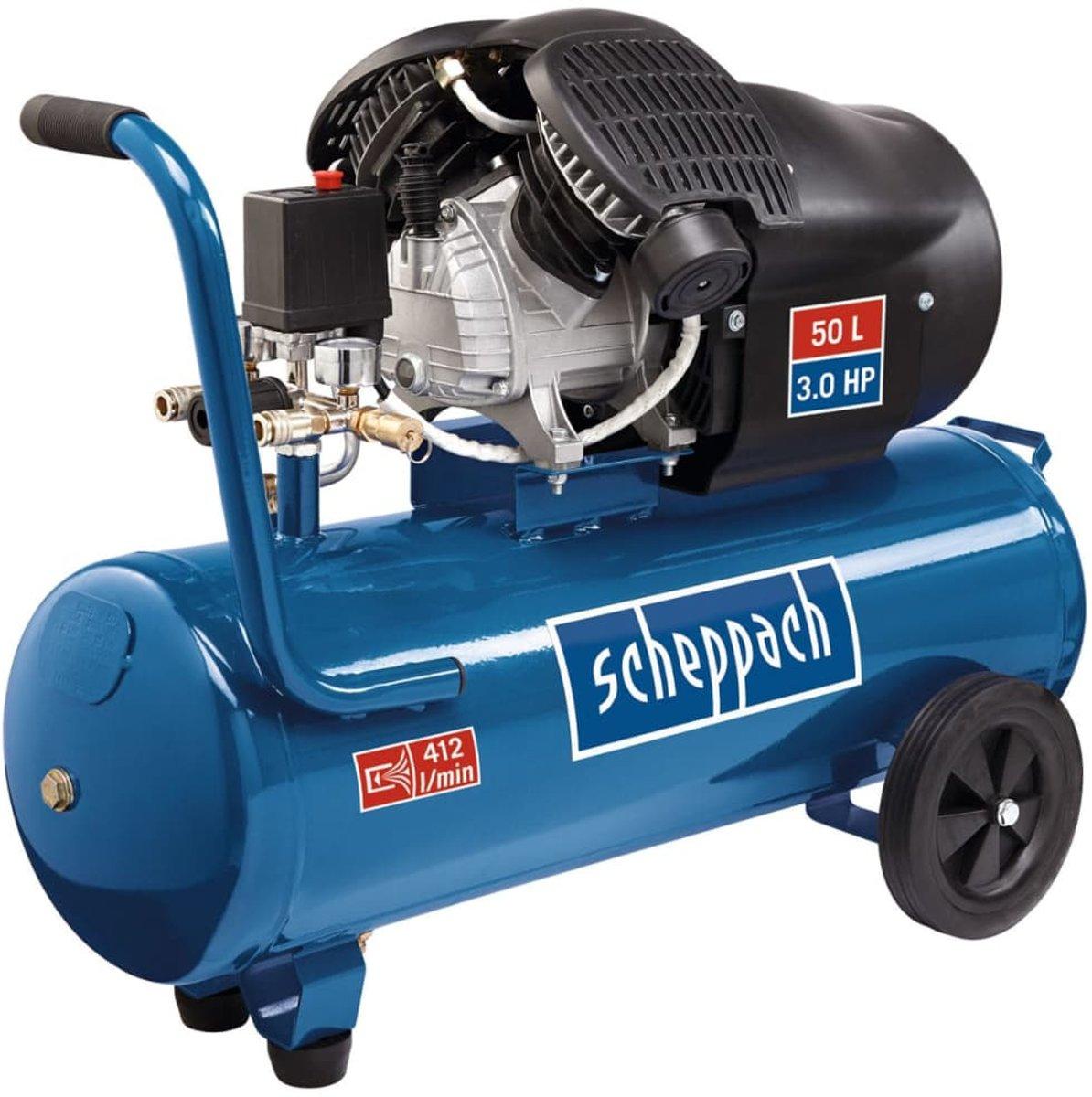 Scheppach HC53DC compressor 50L 5906102901 kopen