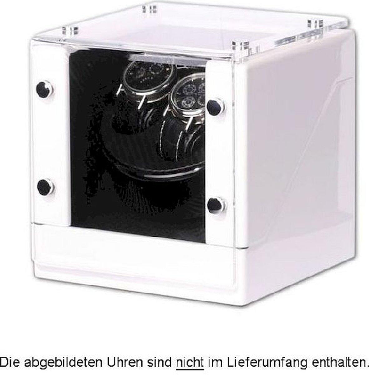 Portax Watchwinder Futura 2 Uhren Weiß 1002315002 kopen
