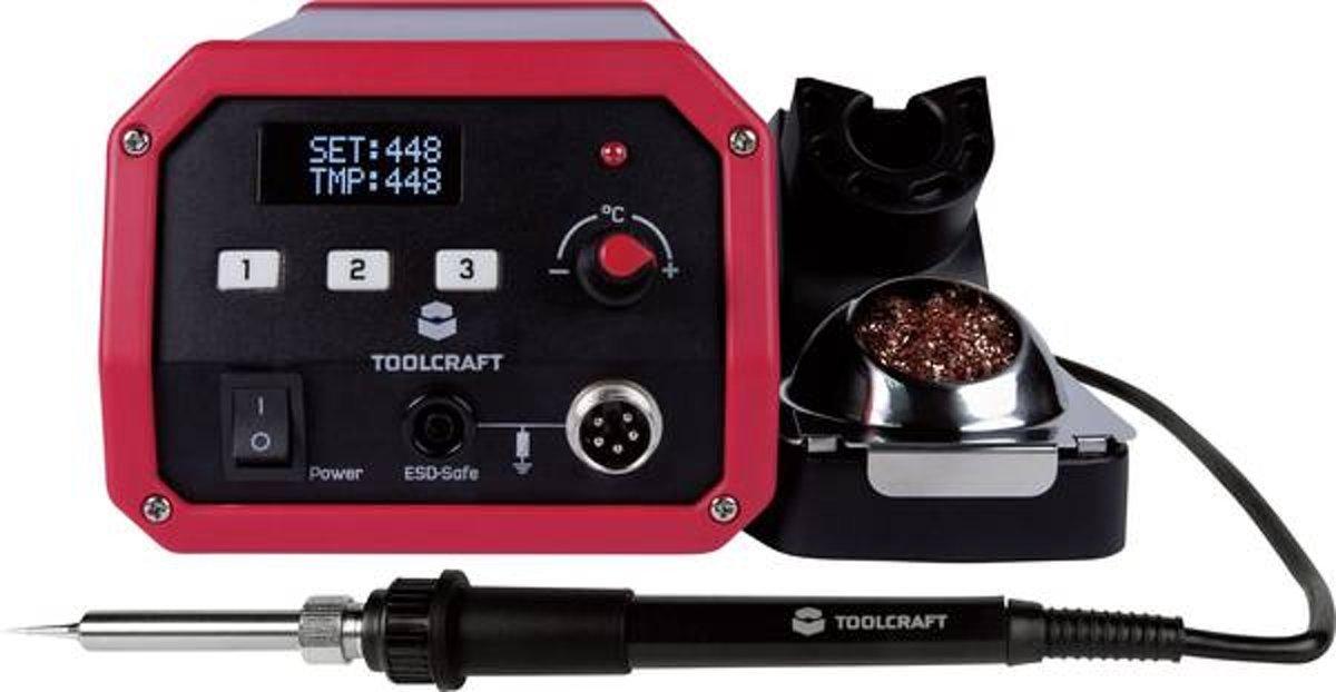 Digitaal soldeerstation 80 W Toolcraft 1561695 kopen
