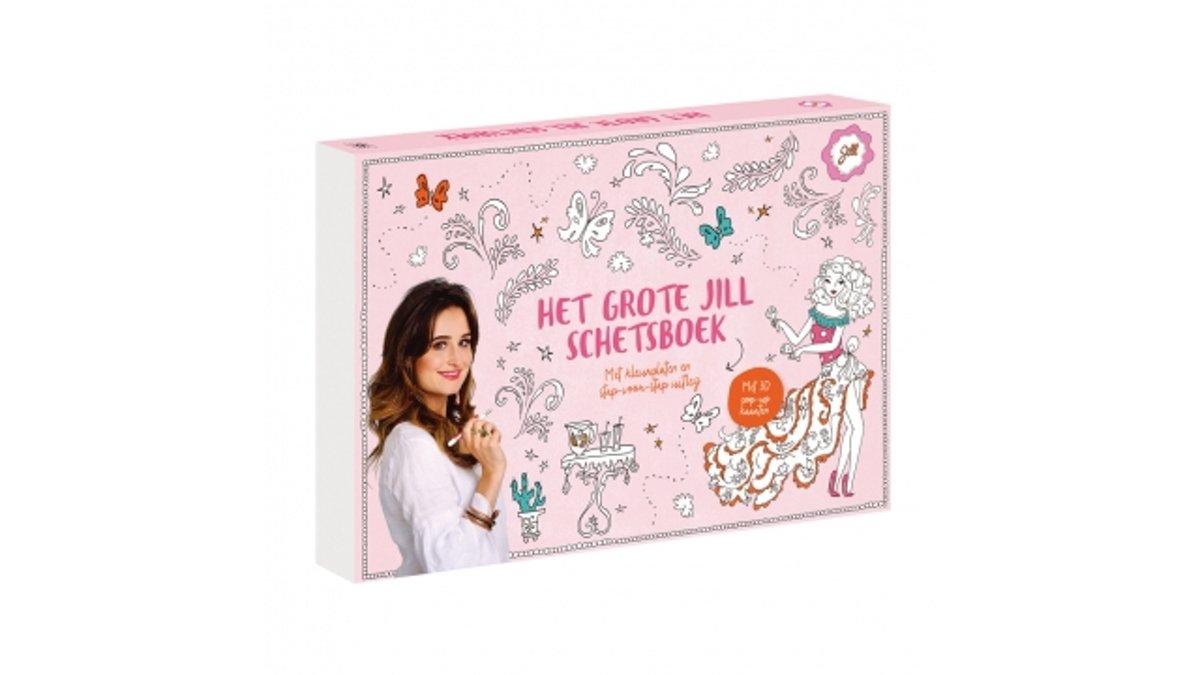 Wonderbaar bol.com | Jill - Het grote Jill-schetsboek, Jill Schirnhofer ZN-38