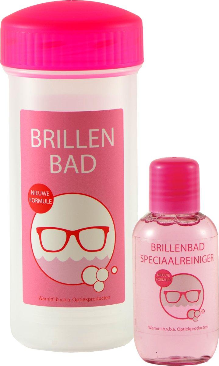 Brillenbad met speciaalreiniger (100ml.) kopen