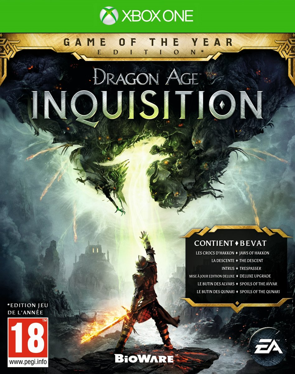 Dragon Age: Inquisition (GOTY Edition) Xbox One