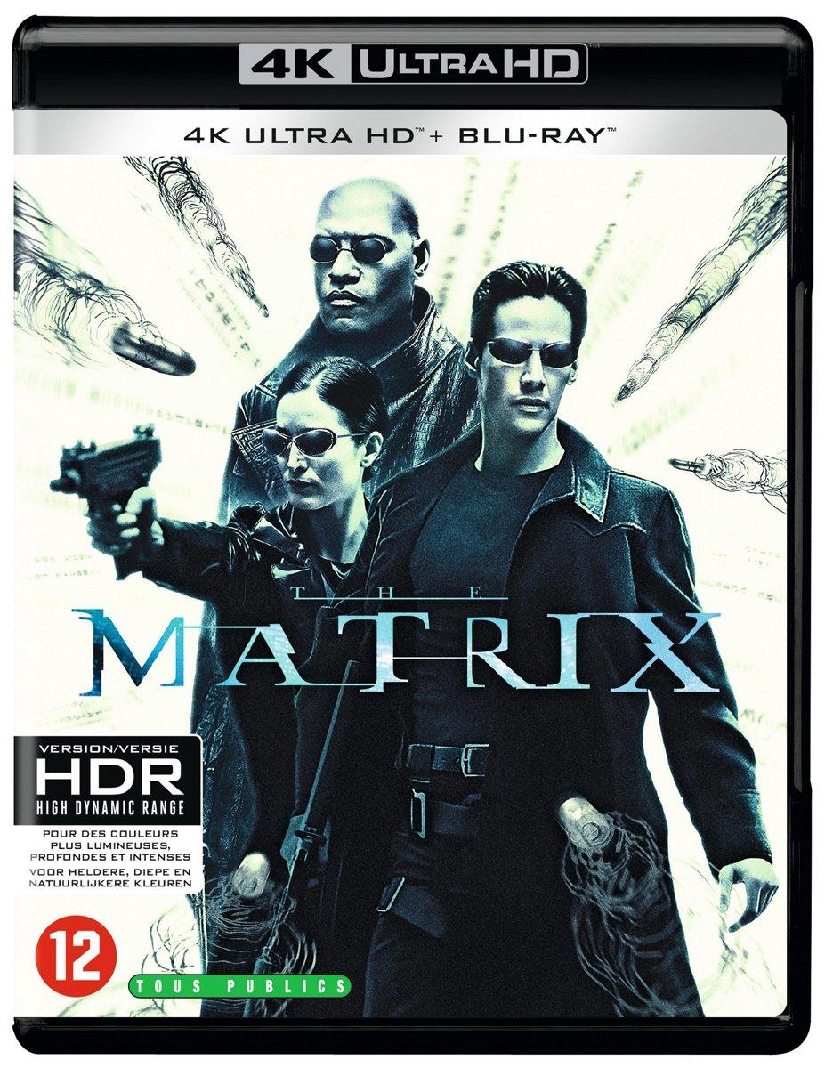 The Matrix (4K Ultra HD Blu-ray)-