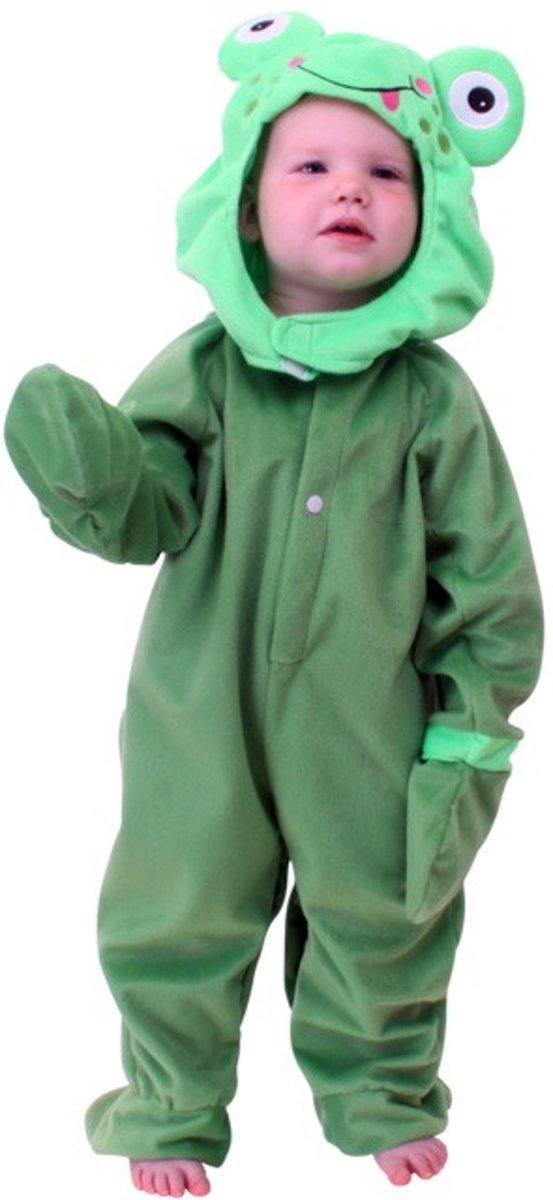 Carnaval kostuum Baby kikker mt.116