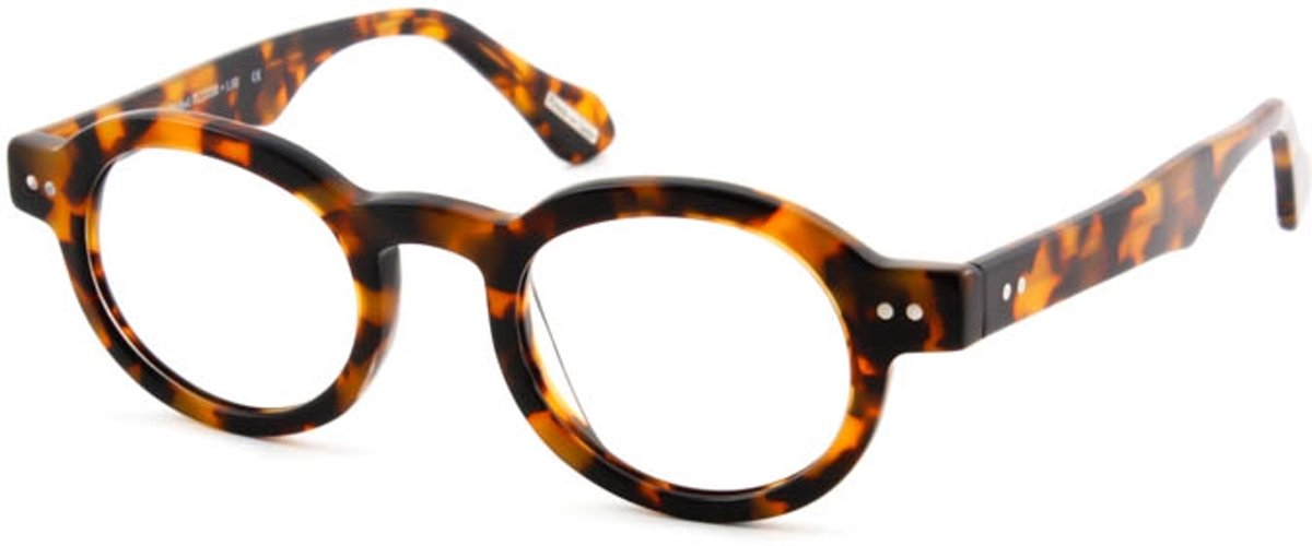 Leesbril Frank and Lucie Eyeball FL13100 havanna-+2.50 kopen