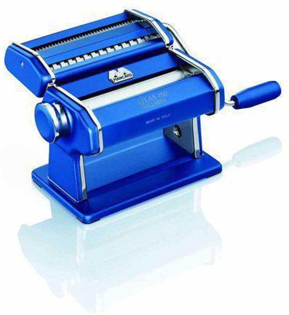 Marcato Atlas 150 Wellness Color Pastamachine - Koningsblauw kopen