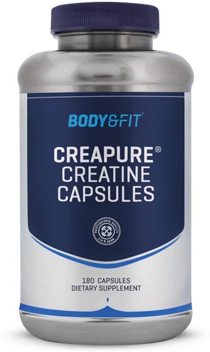 Body & Fit Creatine - CreaPure® capsules - 180 capsules kopen