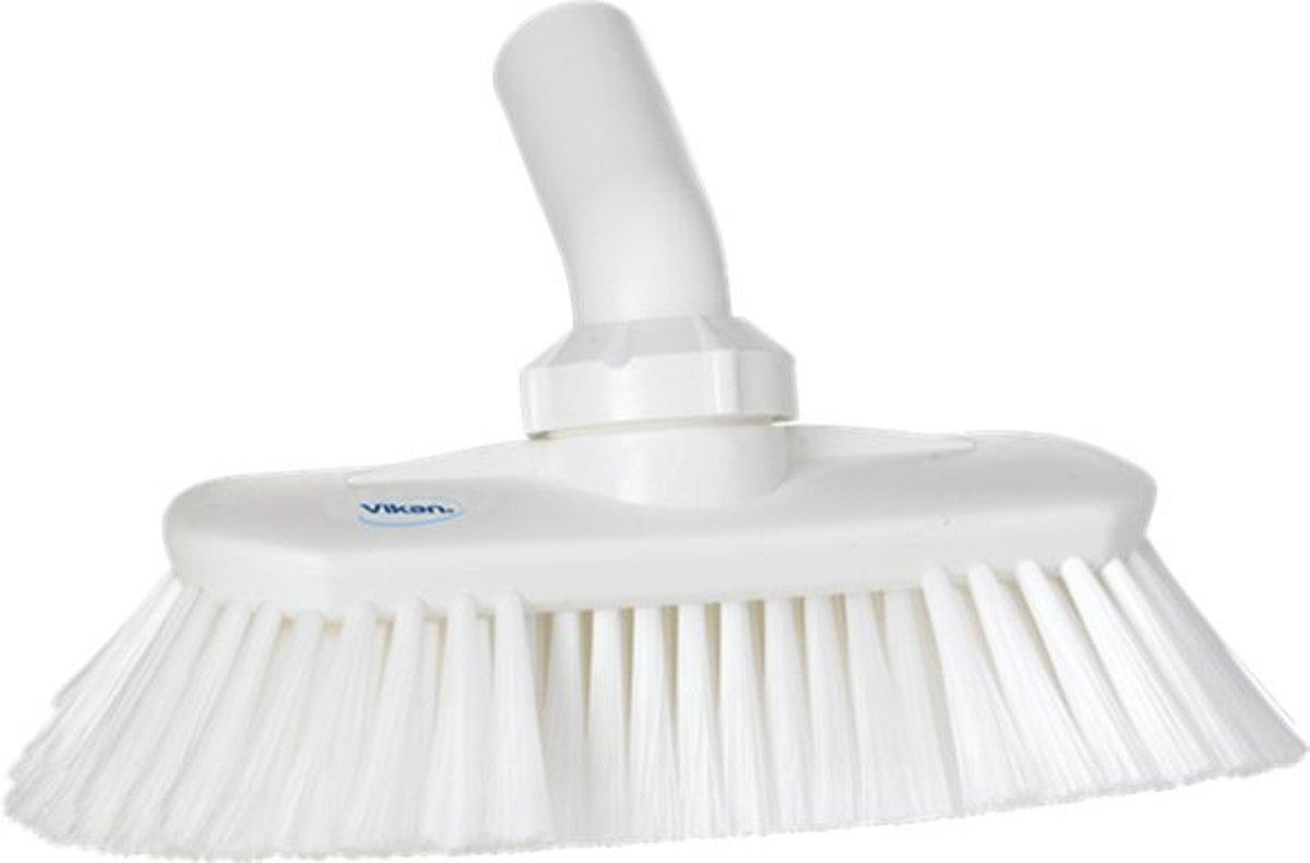 Zachte hoekverstelbare borstel - Wit kopen