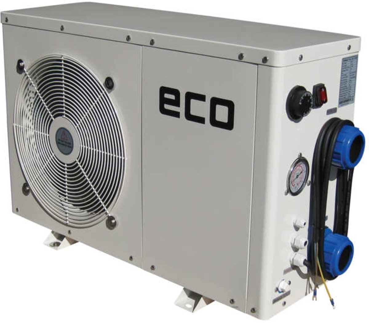 Zwembad warmtepomp ECO 5 (45 kw)